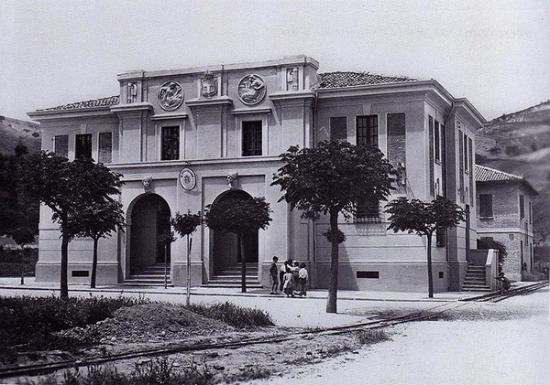 Edificio Postelegrafonico