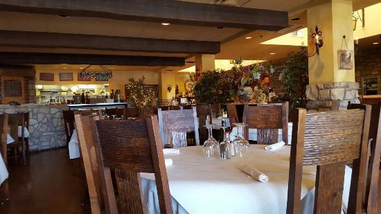 La Stalla Cucina Rustica: Food and ambiance