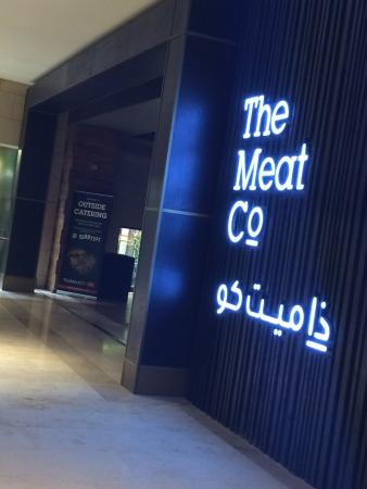 The only meat & co South African steak house in Kuwait - Picture of