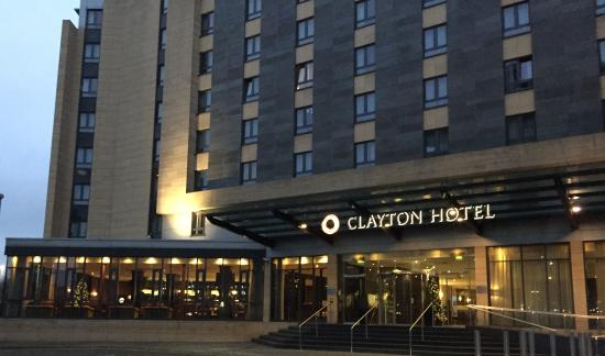 Clayton Hotel Leeds To Leeds Train Station