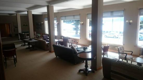 Hotel Tres Reyes: Sala de Estar
