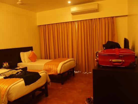 Citrus Goa: notre chambre