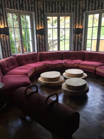 Le Grand Bellevue: Lounge