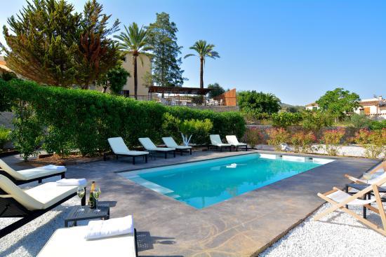 Petit Hotel Ca N Calco Moscari Selva Mallorca Spanien