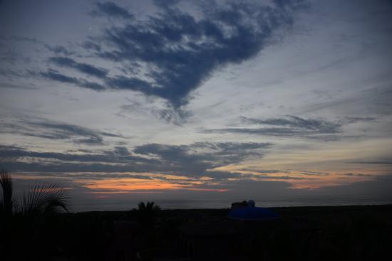 Тодос-Сантос, Мексика: Sunset from the top deck