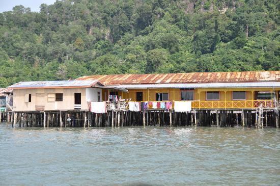 Kg Pukat Fisherman Village