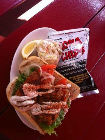 Bite me fish market bar and grill kailua kona menu for Kona fish market