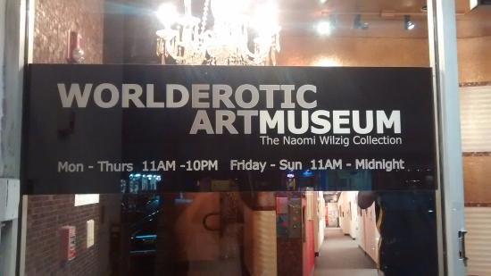 ‪World Erotic Art Museum (WEAM)‬