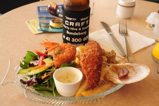 Bargara, Αυστραλία: Lunch