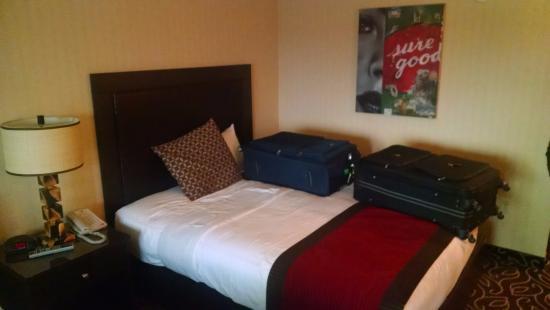 Boulder Station Hotel and Casino Bingo Room: Cama