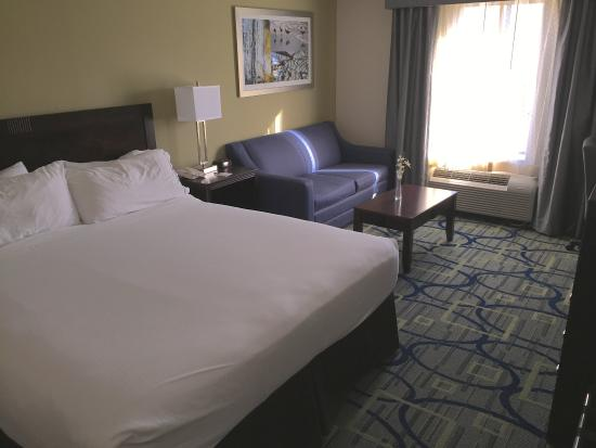 Holiday Inn Express Hotel & Suites Easton : Holiday Inn Express