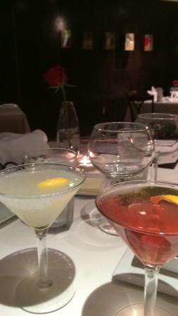 Lexington Grill: Martinis were perfect.