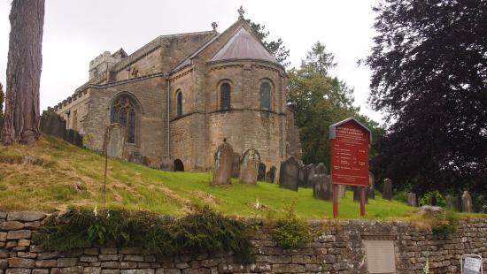 Parish Church of St Mary, Lastingham