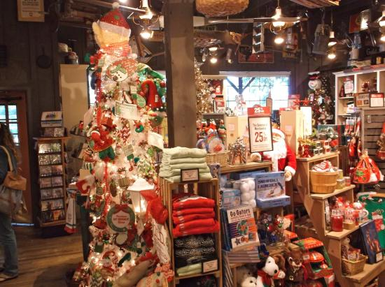 Cracker Barrel Christmas.Ready For Christmas Picture Of Cracker Barrel St