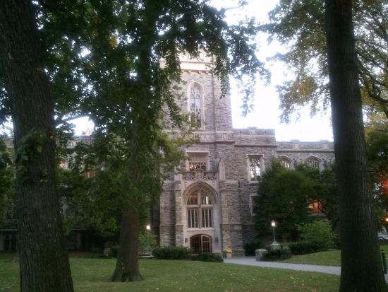 Fordham University Church