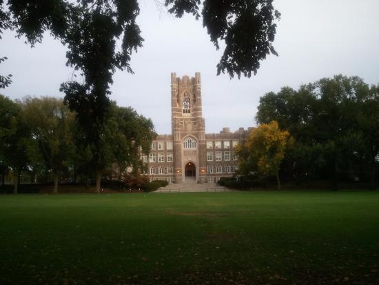 Fordham University Church: Fordham U