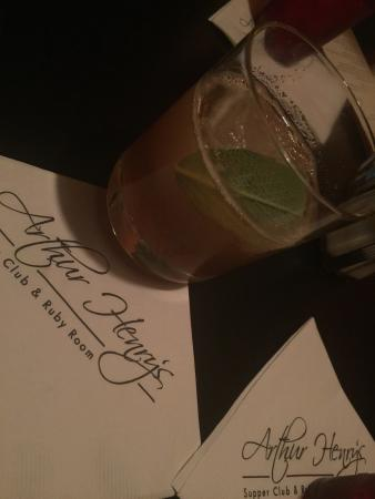 Arthur Henry's Supper Club & Ruby Room