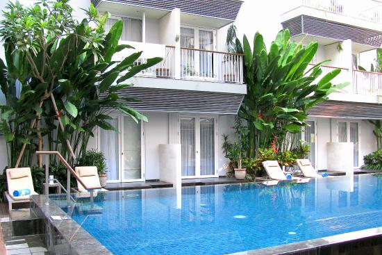 This photo of EDEN Hotel Kuta Bali - Managed by Tauzia is courtesy of TripAdvisor