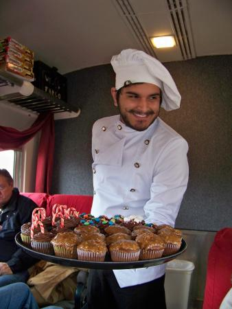 Iron Mountain Railway: Chocolate train