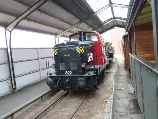 Denmark's Railway Museum