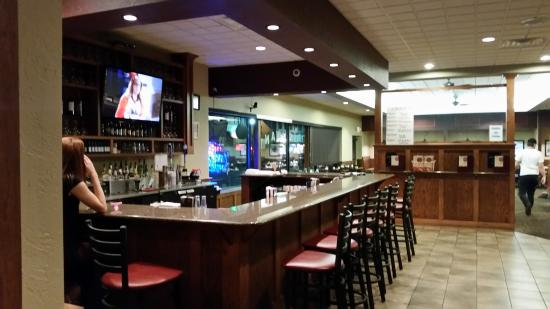 Plymouth, WI: Bar Area