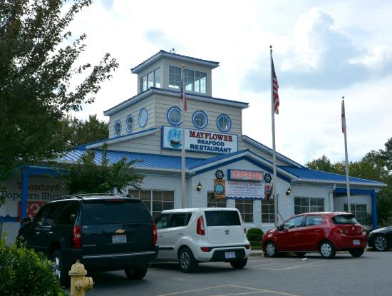Always Consistenly Good Picture Of Mayflower Seafood
