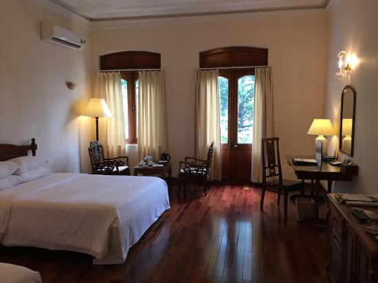 โรงแรมคอนติเนนตัลไซ่ง่อน: Deluxe room