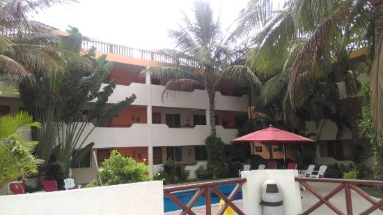 Palapa Palace: Amazing place to stay in an amazing city!