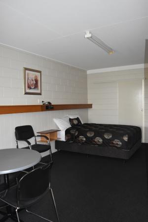 Blackwater, Australia: Queen room