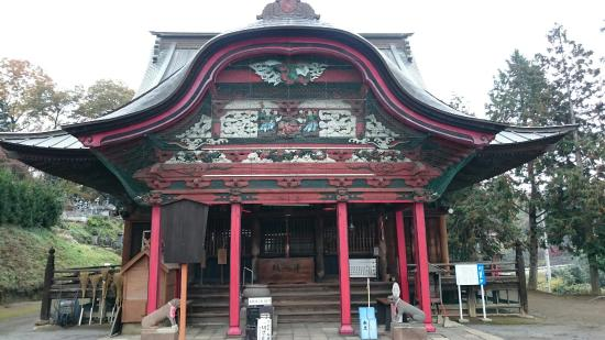 Mt. Shiraiwa Chokokuji Temple
