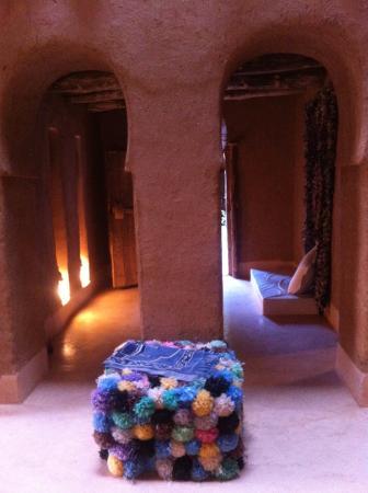 Kasbah Ait Moussa: main floor