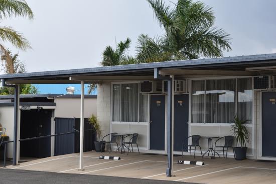 Blackwater, Australia: Double Twin shares