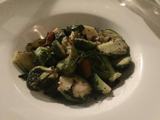 Restaurant Iris: brussels