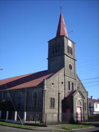 Temuco, Chile: Tradicional Iglesia Perpetuo Socorro