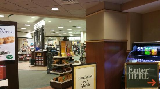 Barnes and Noble at Pacific Place Mall