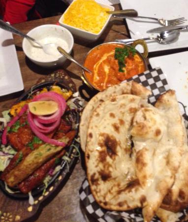 Avani Asian Indian Bistro: Delicious Diversity Dishes