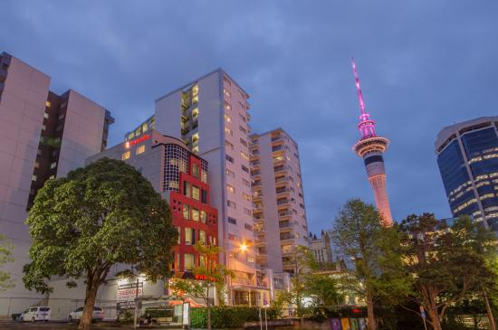 Ramada Suites Auckland - Federal Street
