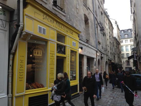 Foto de Barrio judío, París: Jewish quarter - TripAdvisor
