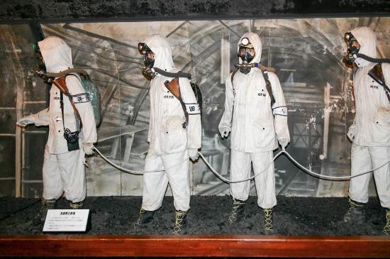 Yubari Coal Mine Museum : 石炭博物館