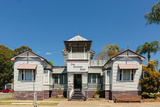 Laidley, Australia: Front of building