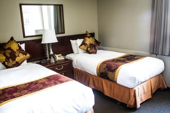 King Edward Hotel: Room with 2 Single Beds