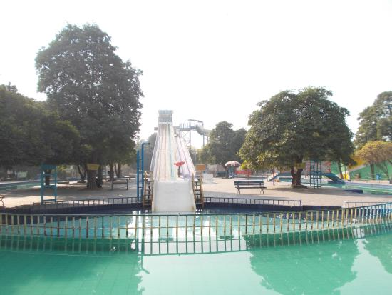 Inside Sozo Water Park