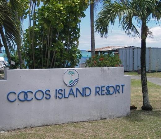 Cocos Island: Picture Of Cocos Island Resort, Cocos Island