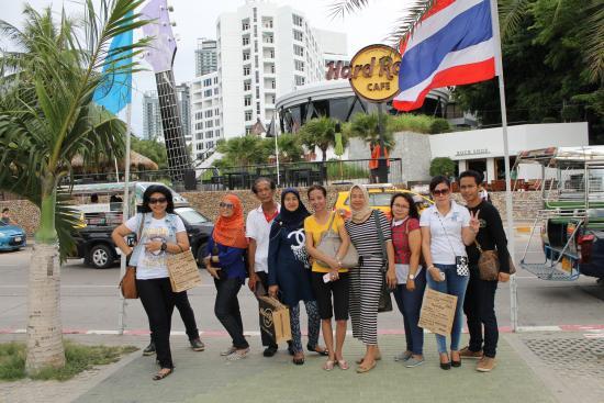 travel guide pattaya chonburi province