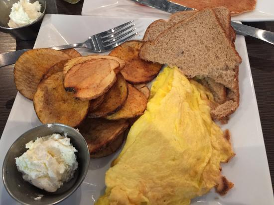Middletown, نيو جيرسي: Cheese Omelet