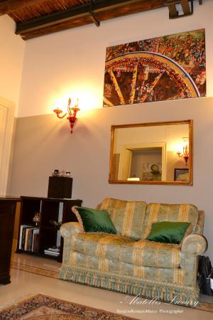 Abatellis Luxury: Hall
