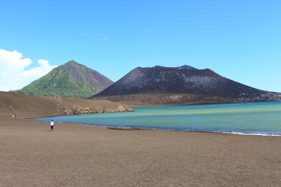 Mount Tavurvur