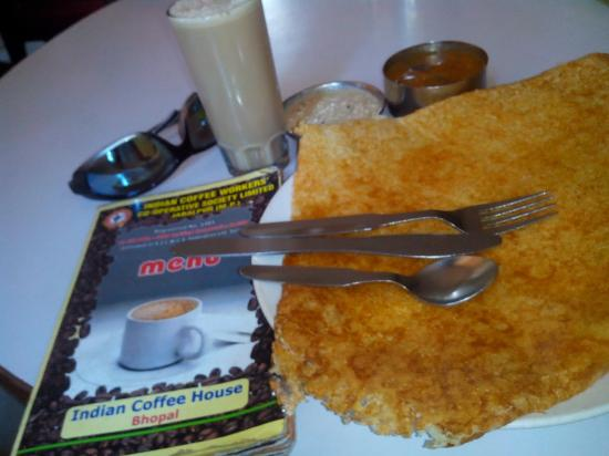 Indian Coffee House : ICH -new market bhopal