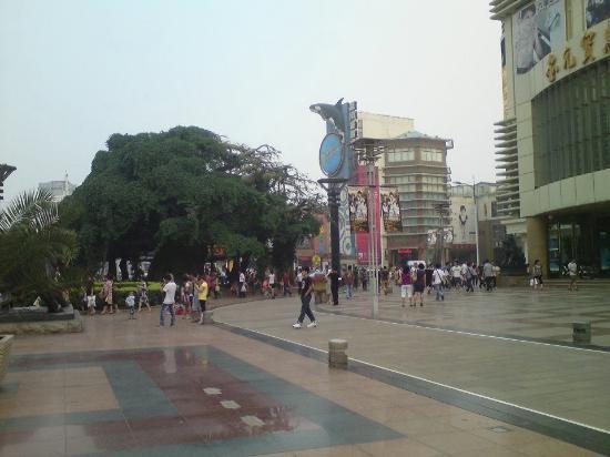 Tianjin Tanggu Gold Street