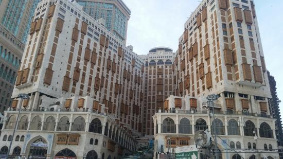 Hilton Makkah: Hotel Building
